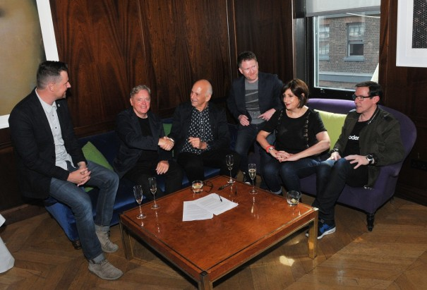 New Order Sign A New Record Deal With Mute Records