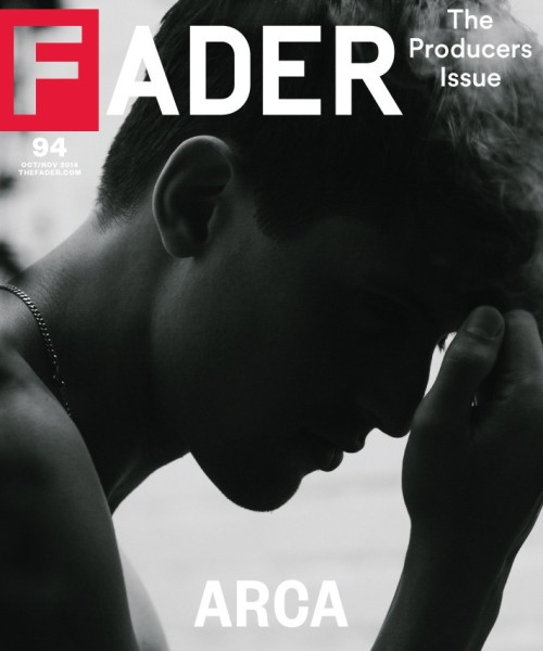 arca_the fader