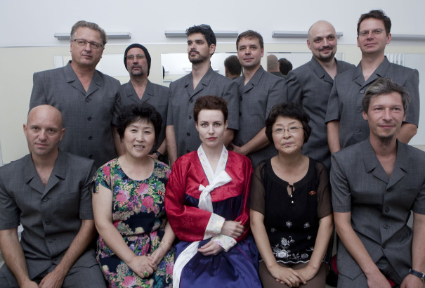 Laibach_with_tailors_in_Pyongyang_Credit_Valnoir_High
