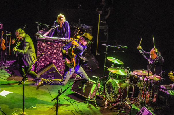 The Waterboys_artist photo by Xavier Mercade_Low