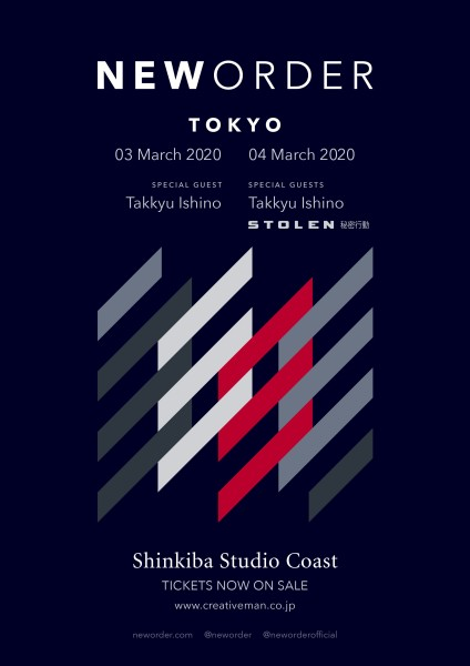 New Order_tokyo